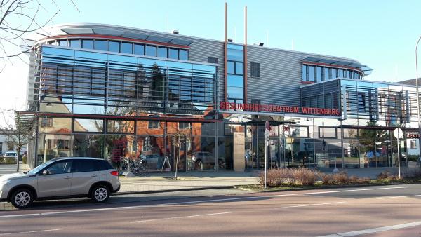 Gesundheitszentrum Wittenberg mit 11 GE