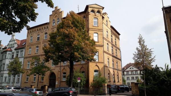 Mehrfamilienhaus mit 22 WE und 2 GE in Wittenberg