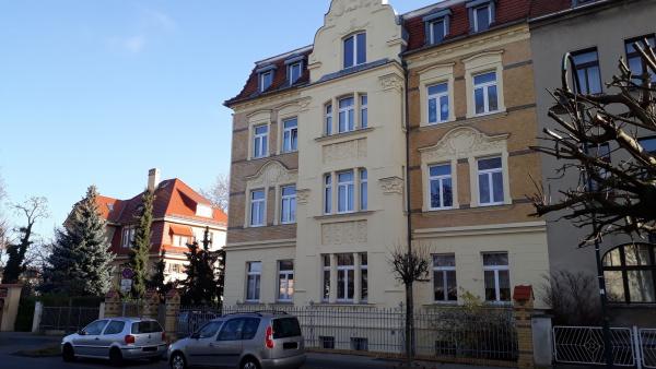 Altbauvilla mit 8 WE in Wittenberg