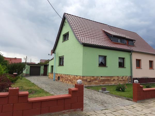 Doppelhaushälfte in Wörlitz