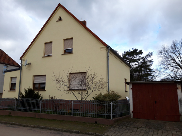 Einfamilienhaus in Reinsdorf